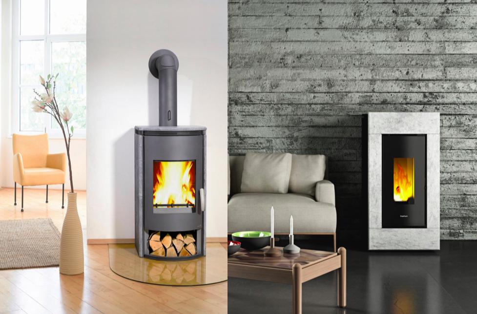 Chauffage : poêle à bois ou poêle à  granulé, comment choisir ?