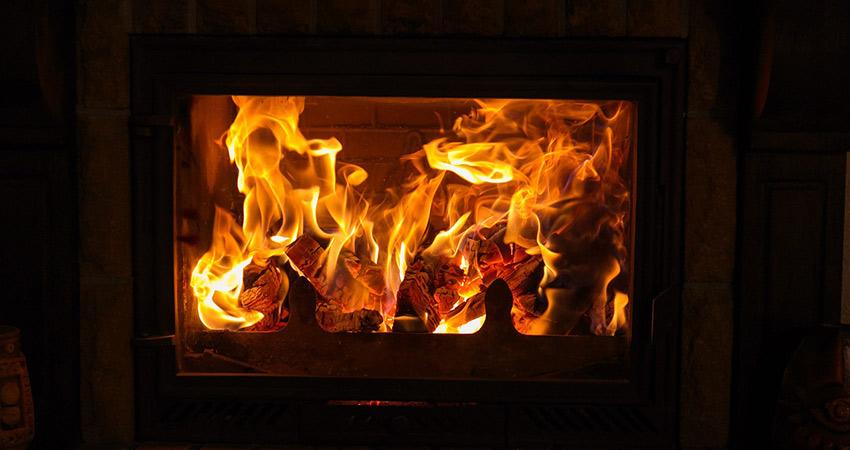 Système connecté pour les appareils de chauffage au bois