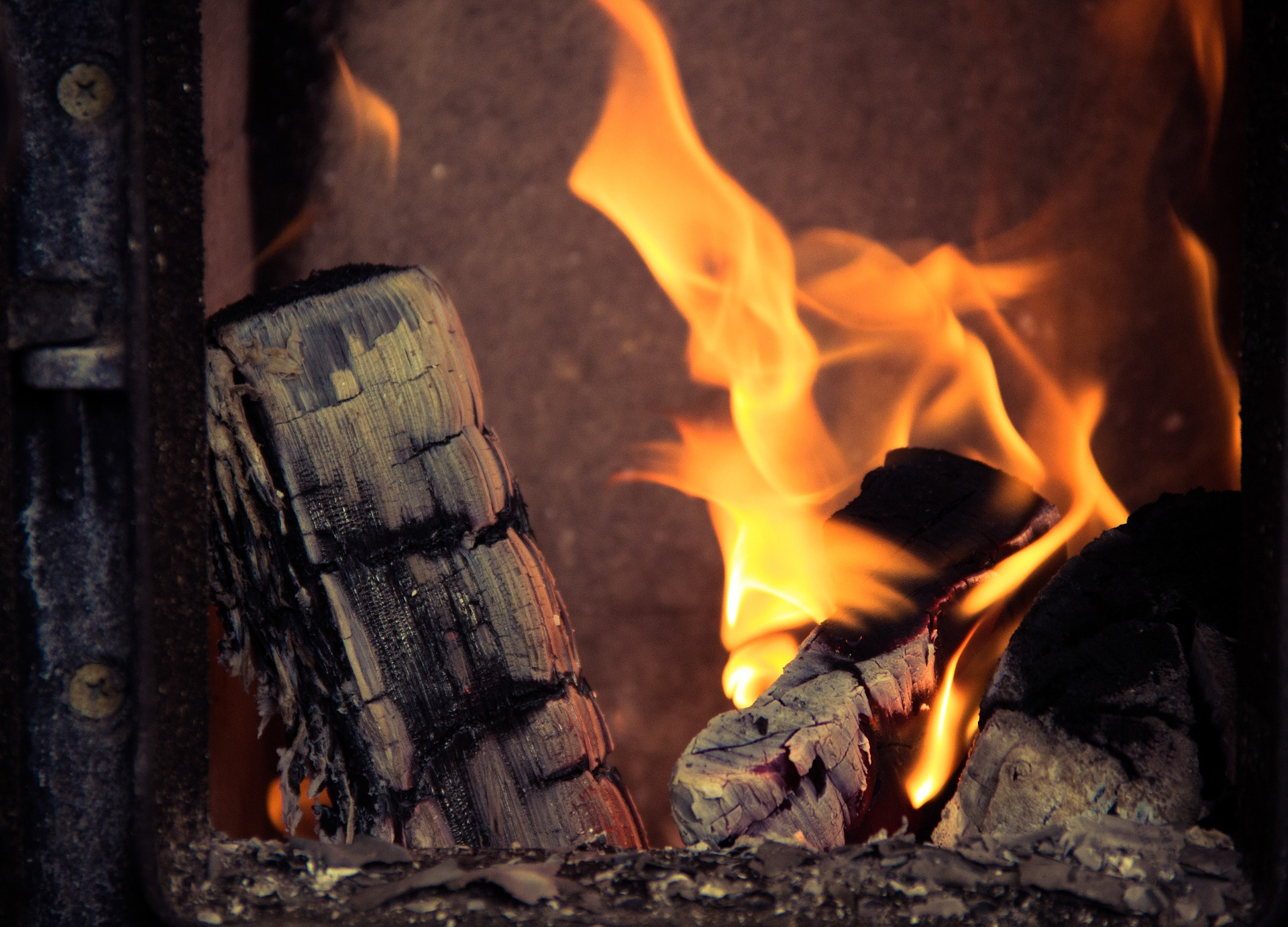 L'encrassement du poêle à bois